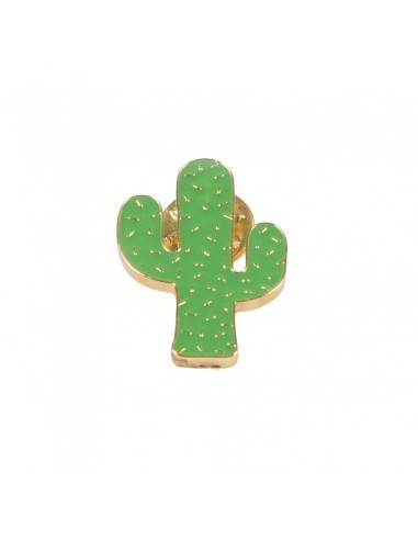 Prisegamas Ženkliukas - Cactus