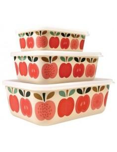 Dėžutės Maistui  - Obuoliai