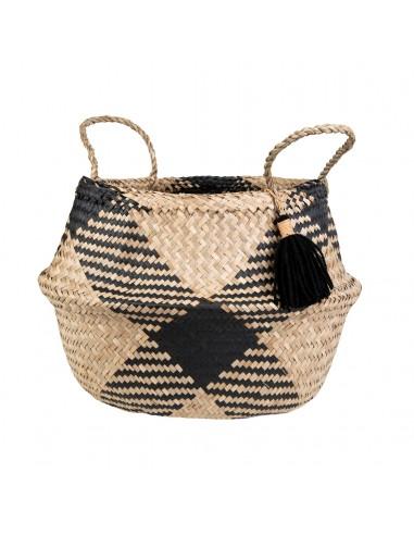 Jūržolių Krepšys - Scandi Boho