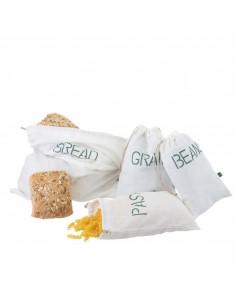 Medžiaginių maišelių rinkinys
