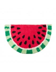 Medvilninis kilimėlis primenantis arbūzą