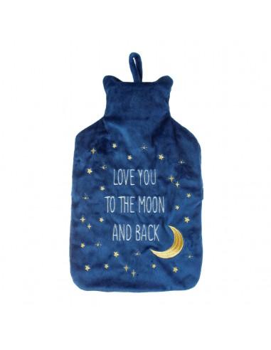 """Šildyklė """"Myliu Tave iki Mėnulio ir..."""