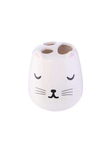 Indelis Dantų Šepetėliams - Cutie Cat