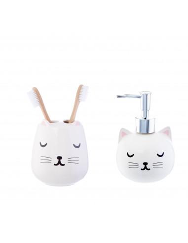 Vonios Rinkinys - Cutie Cat
