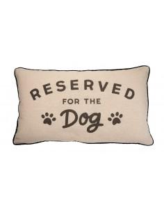 Dekoratyvinė pagalvė su užrašu