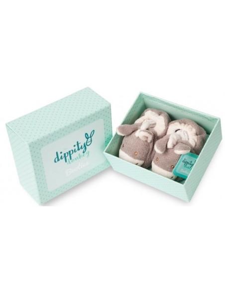 Asiliuko formos  batukai dovanų dėžutėje