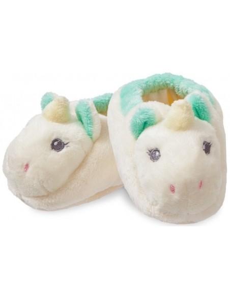 Kūdikių batukai su vienaragio formos dizainu