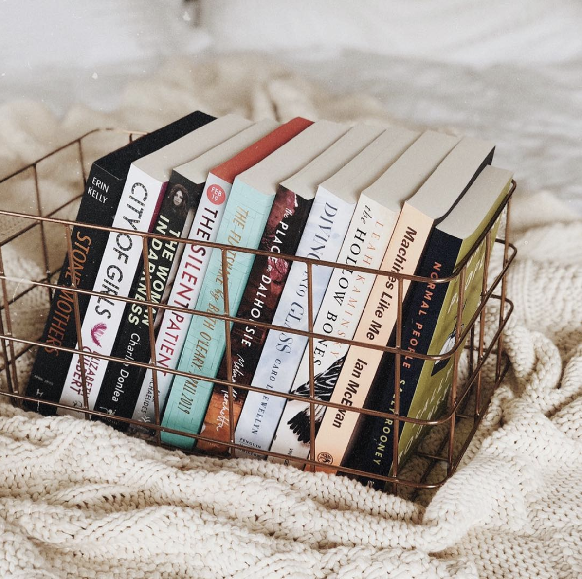 metalinė daiktadežė knygoms